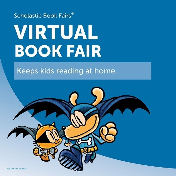 Scholastic Summer Read-A-Palooza Virtual Book Fair